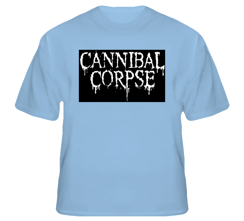 Cannibal Corpse3 - L. Blue T Shirt